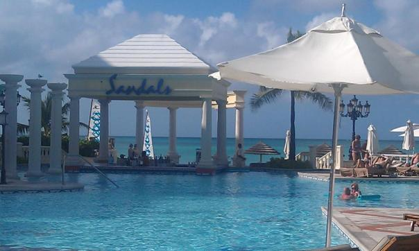 The All Inclusive Sandals Resorts -